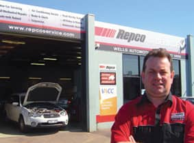Wells Automotive Repco Authorised Car Service