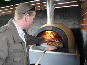 700 MM INTERNAL PIZZA OVEN