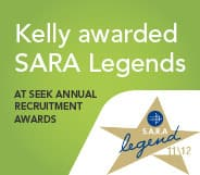 Seek Annual Recruitment Award Legends 2011/12