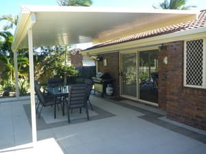 Outdoor home improvements