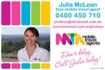 Don't delay, Call Julia today!
