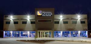 Keen Office Furniture Showroom