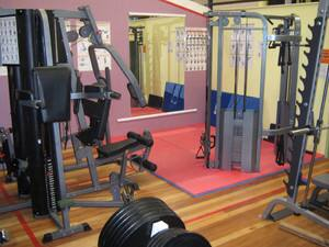 Gym lower portion, 1 of 4