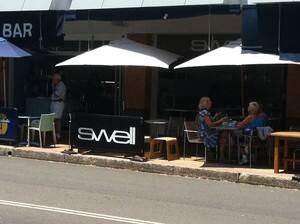 Swell Cafe, Avalon Beach, Coffee
