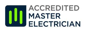 Master Electrician Accredited Logo