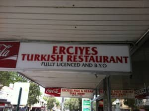 Turkish Restaurant and Take Away, Surry Hills, Redfern, Darlinghurst