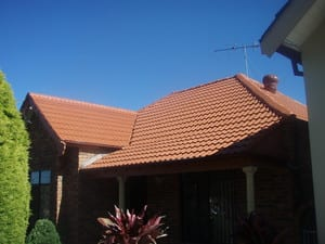 roof restoration inner west sydney