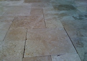 Fresh Travertine French Pattern