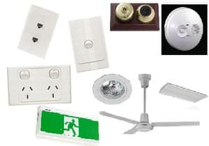 Electrical indoor products - Install, maintain &amp; repair