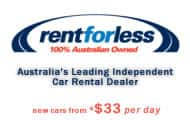 rentforless car rental australia