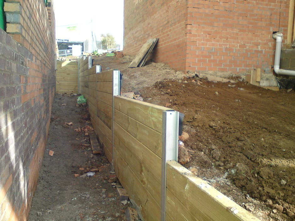 Retaining Wall Designs Ideas