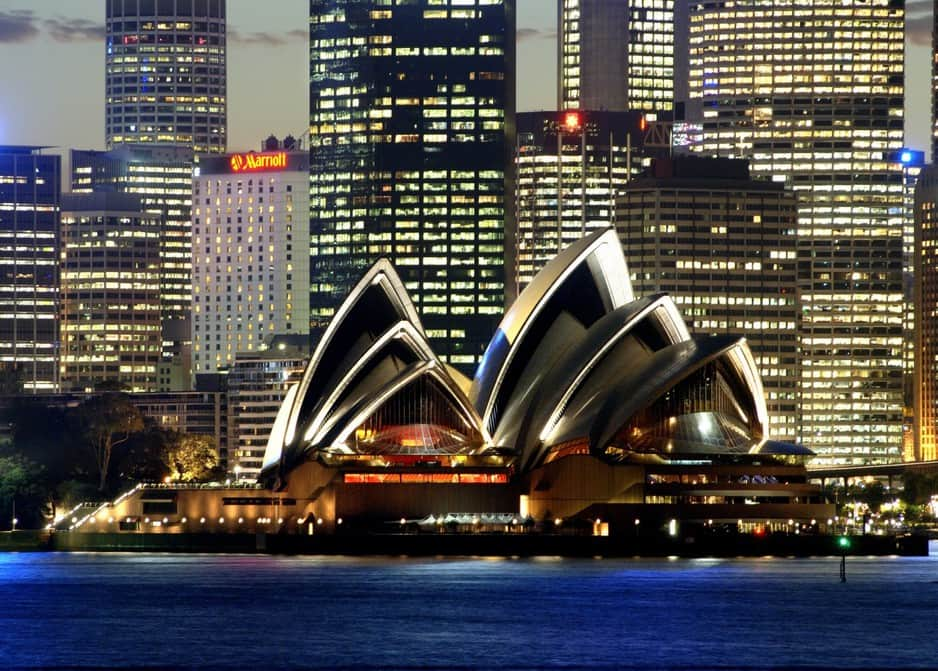 Sydney Hotels With View Of Opera House