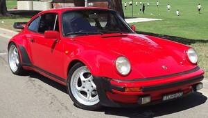 TrueLocal: Burwood Car's Image - 1983 Porsche 930 Turbo