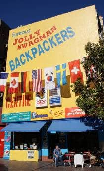 True Local: Jolly Swagman Backpackers Image