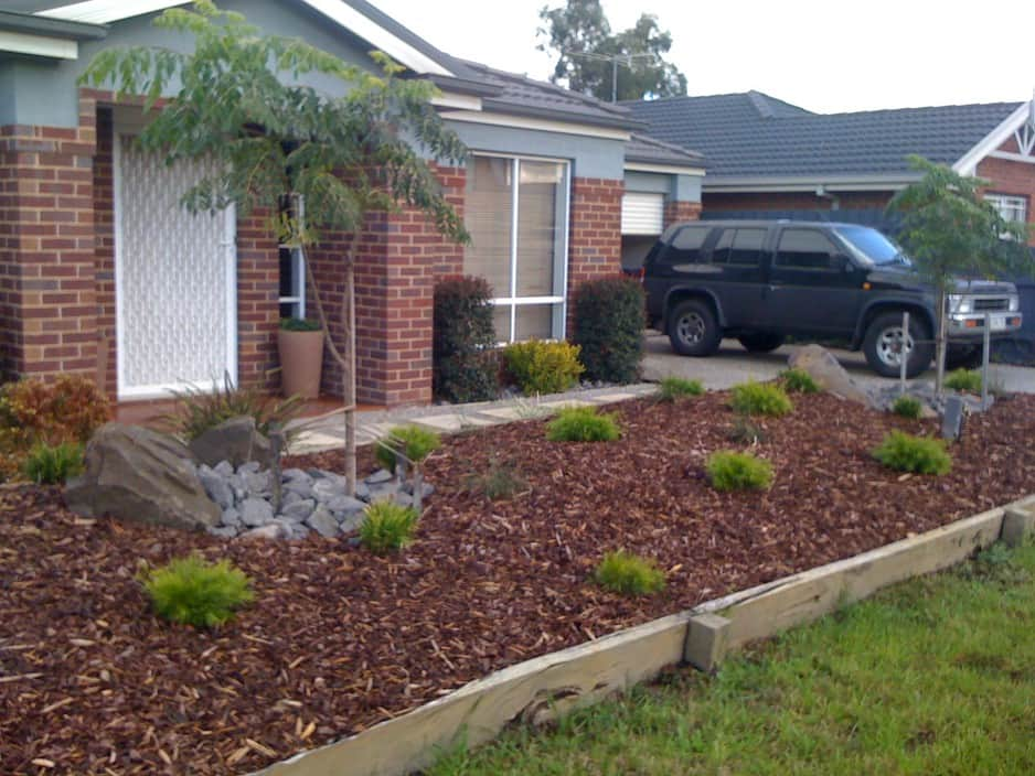 Front garden landscaping melbourne pdf for Garden ideas melbourne
