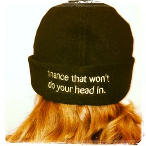 Like our new beanies? Finlease, the easiest way to finance.