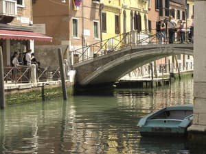 venice bridge. (peter toy -2008)