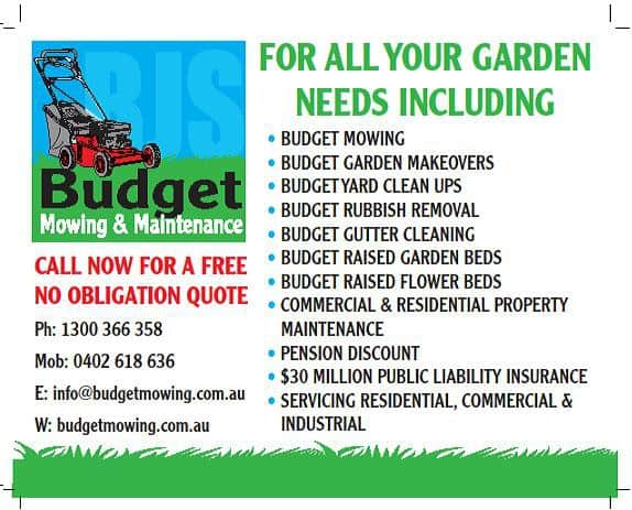 Budget Mowing Amp Maintenance In St Albans Melbourne Vic