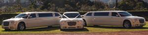 chrysler 300c wedding cars