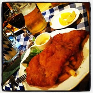 Love these schnitzels!