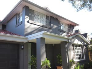 Cement Render Pymble