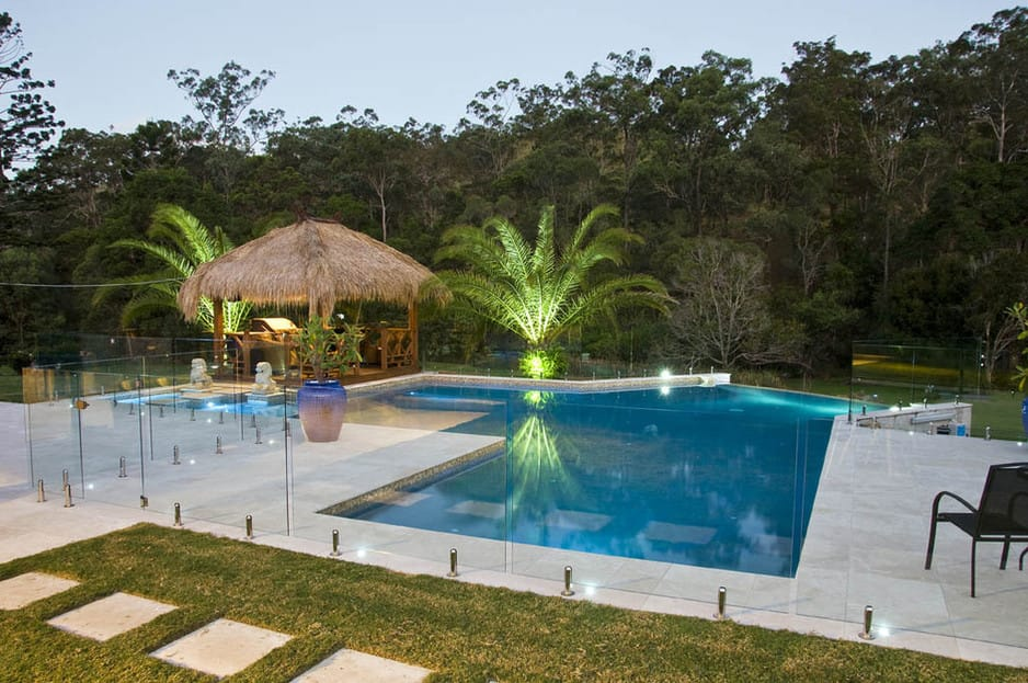 True Local Jimmy Bahama Pools Landscapes Image Landscape Designer Brisbane