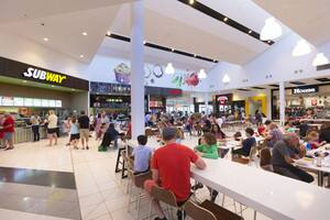 True Local: Waurn Ponds Shopping Centre Image - Food Court