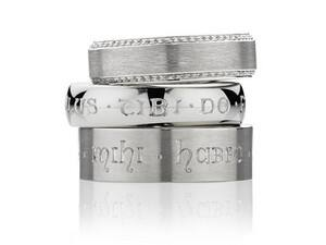 True Local: Victoria Buckley Jewellery Image - Wedding rings