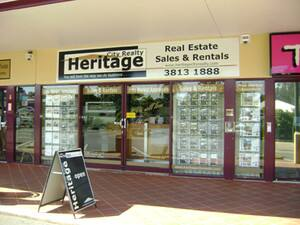 True Local: Heritage City Realty Image - heritage city realty ipswich - office