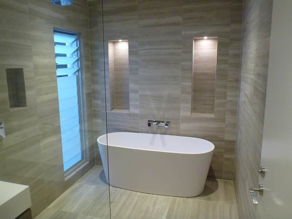 Acs designer bathrooms in woollahra sydney nsw kitchen for Designer bath