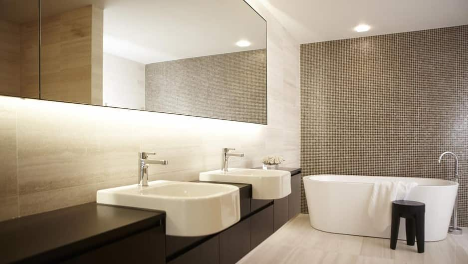 Acs designer bathrooms in woollahra sydney nsw kitchen for Bathroom photos