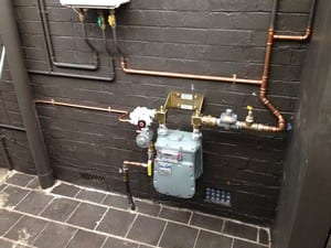 True Local: Tap This Plumbing Services Pty Ltd Image - I was working in double bay here and the domestic gas meter needed to be upgraded to provide sufficient gas to premises. Food is excellent at Allegro Cafe