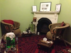 TrueLocal: Psychic Deniz Image - I try to provide a cozy area for my clients