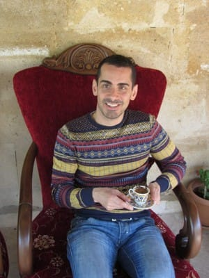 True Local: Psychic Deniz Image -  We all deserve a good Turkish coffee. Including me:-)