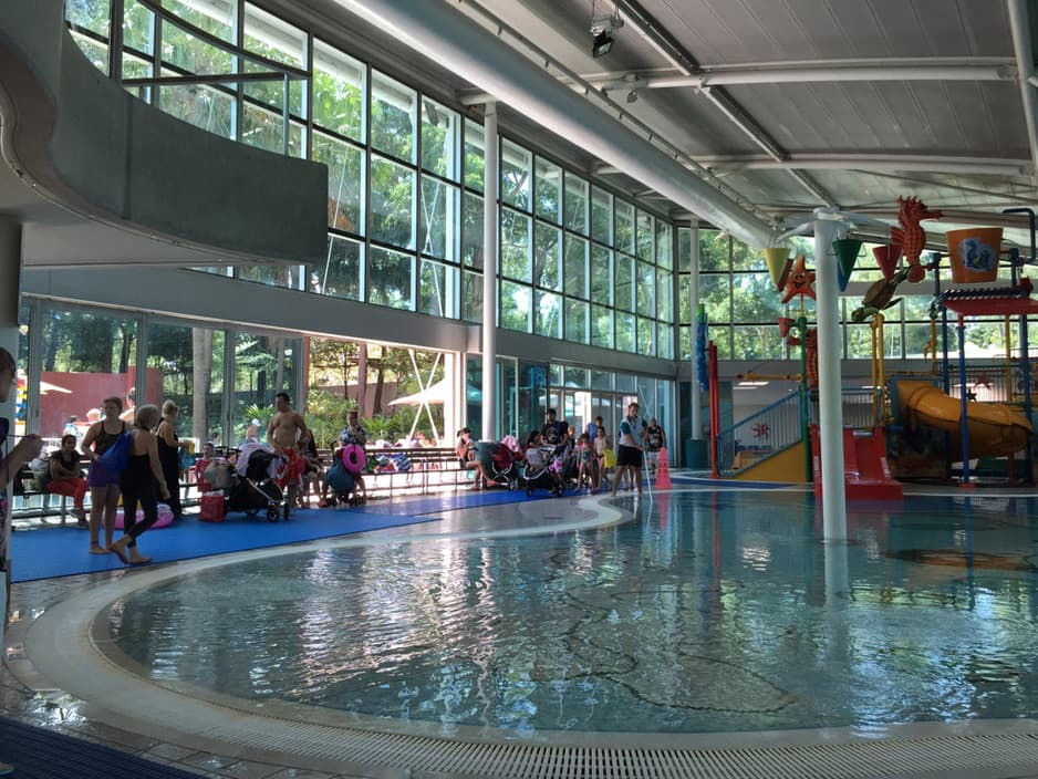 True Local Sydney Olympic Park Aquatic Centre Image