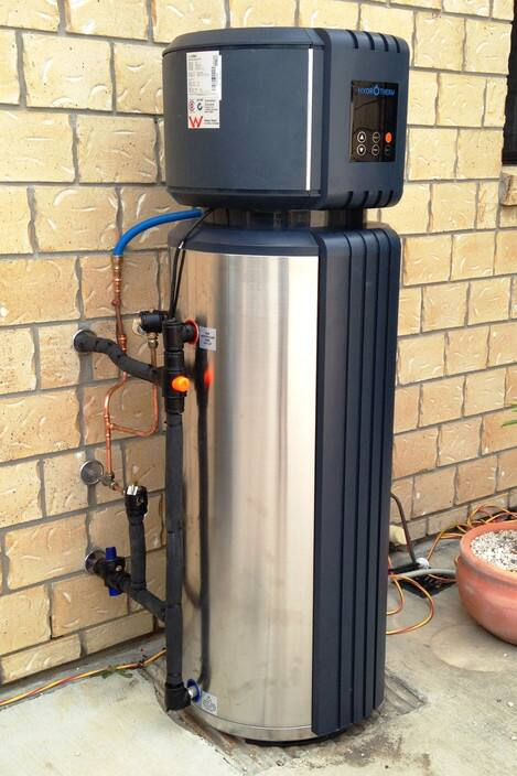 Bare necessities plumbing services in wavell heights north for Efficient hot water systems