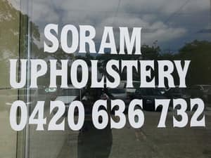 True Local: Soram Upholstery Image