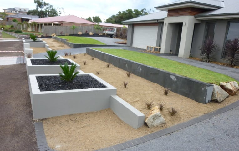 True local jc 39 s landscape design image for Landscape design melbourne