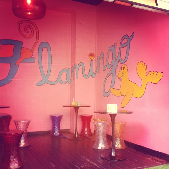 Flamingo cafe fortitude valley brisbane cafes