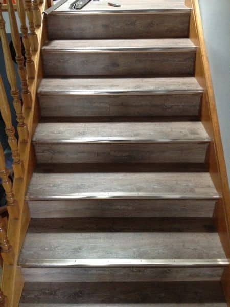 Charmant Photos Of Vinyl Floor On Stairs