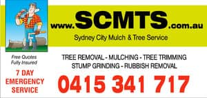 TrueLocal: Sydney City Mulch & Tree Services Image