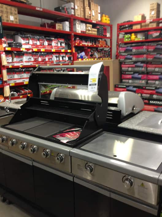Bunnings ashfield warehouse ashfield sydney hardware stores for Kitchen showrooms sydney west