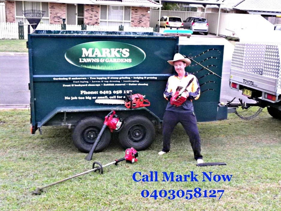member photos On local lawn mowing services