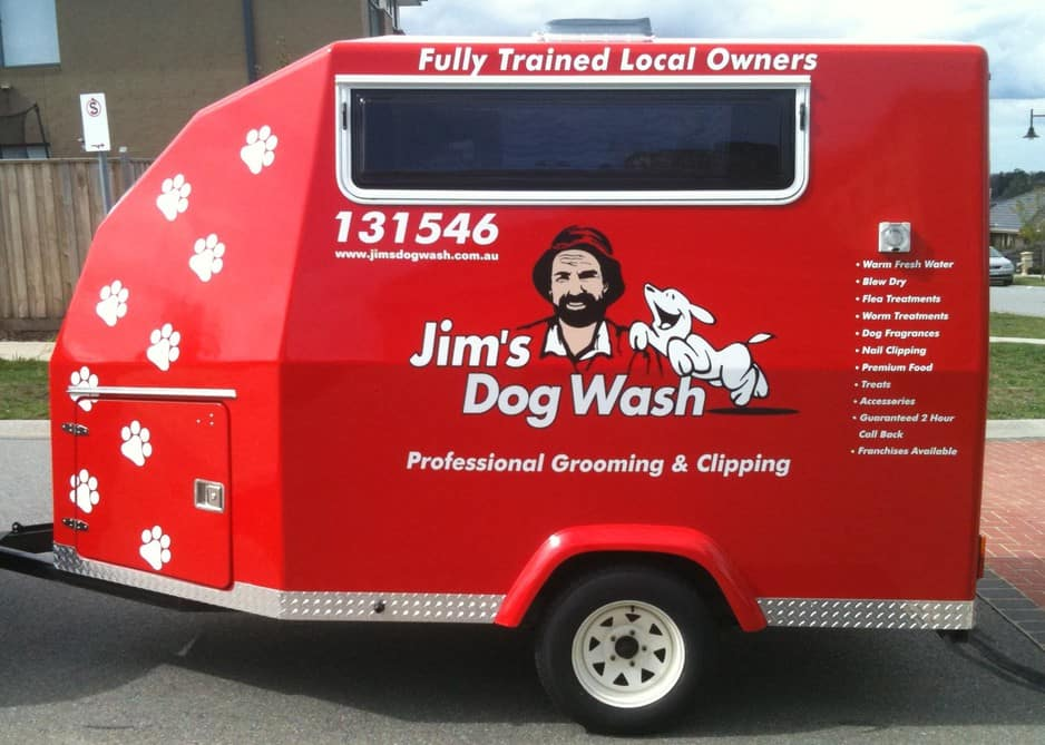 Jim S Dog Wash Adelaide