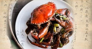 Black pepper mud crab