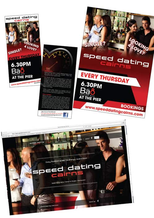 Speed dating scorecard example