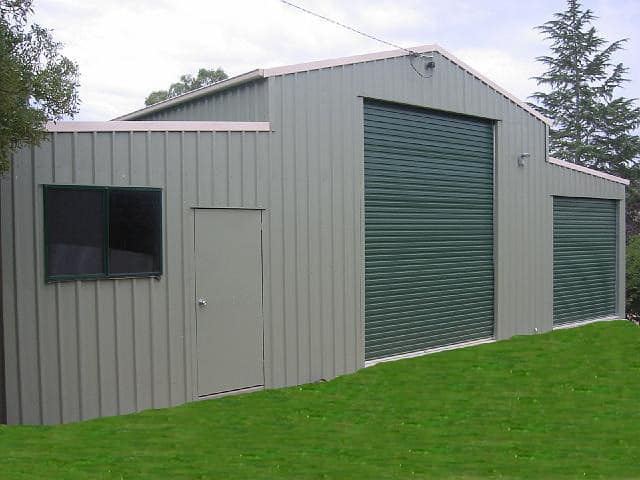 Sheds garden buildings and garages worcester free shed for Shed construction cost estimator