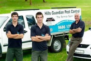 Hills district termite and pest control