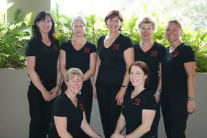The Seaforth Physiotherapy & Sports Injury Centre team.