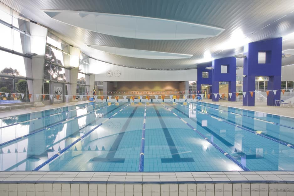 Monash Aquatic Recreation Centre Glen Waverley Melbourne Swimming Pools